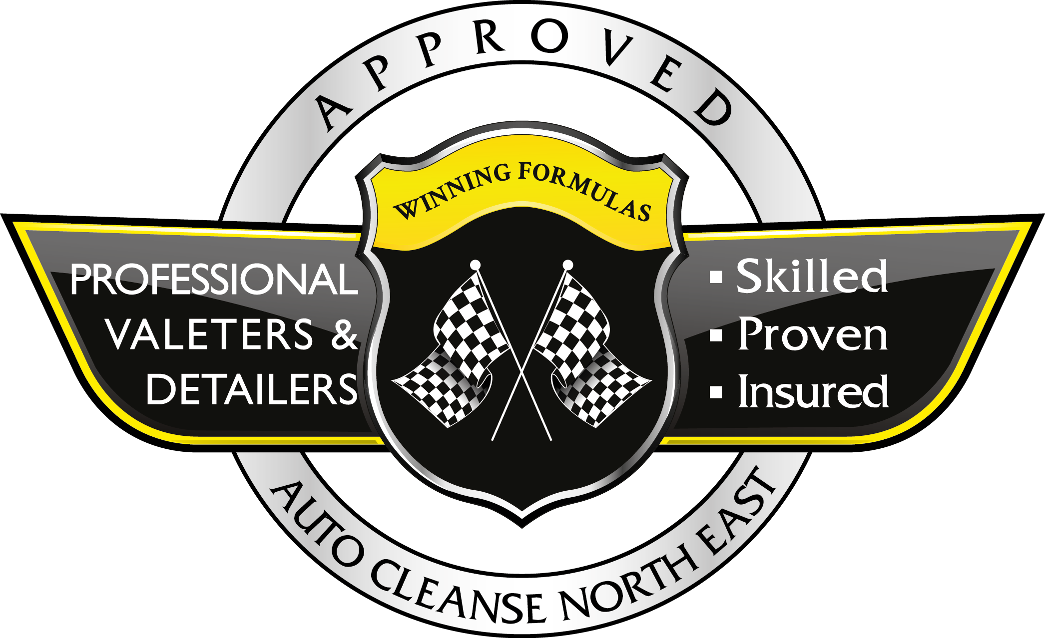 Approved Member of the winning directory of valeters and detailers.